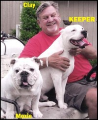 Keeper with Clay & Mox